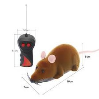 Con chuột điều khiển từ xa cho bé
