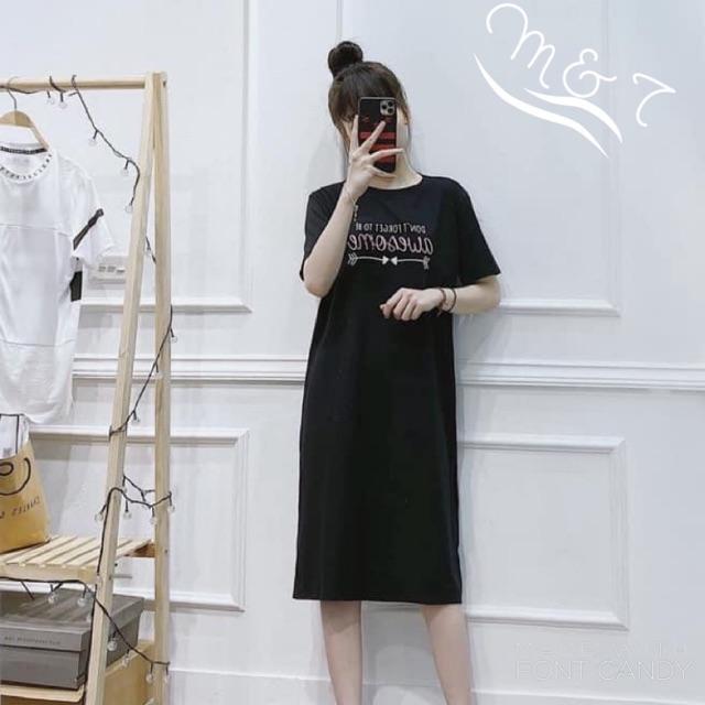 váy phông suông