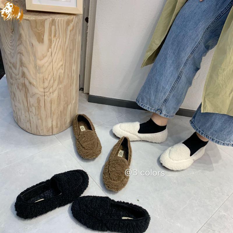Giày bông ấm áp xinh xắn hợp thời trang mùa đông cho nữ - 22948308 , 3306807616 , 322_3306807616 , 331200 , Giay-bong-am-ap-xinh-xan-hop-thoi-trang-mua-dong-cho-nu-322_3306807616 , shopee.vn , Giày bông ấm áp xinh xắn hợp thời trang mùa đông cho nữ