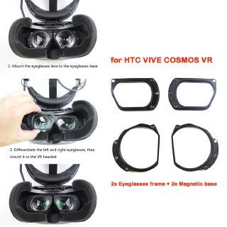 Kính mắt thời trang cho điện thoại HTC vive VR