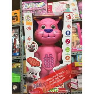 Mèo tom biết nói đồ chơi thông minh cho bé