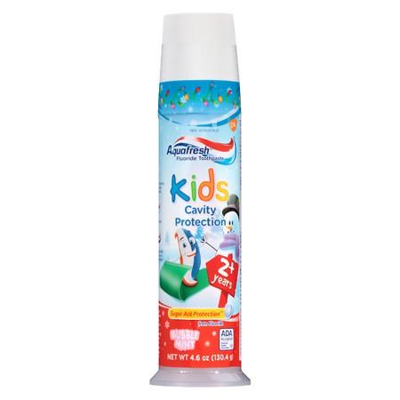 Aquafresh Kids Cavity Protection