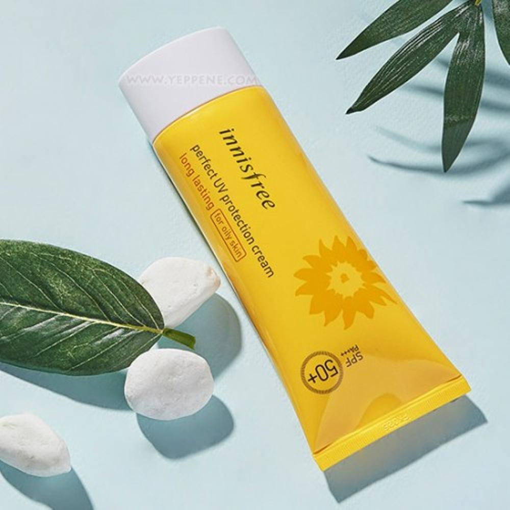 Kem chống nắng Innisfree Perfect UV Protection Triple care