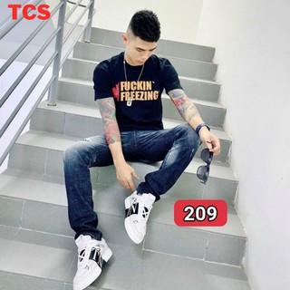 ÁO THUN NAM THỂ THAO CO DÃN SIÊU MÁT TCS 209