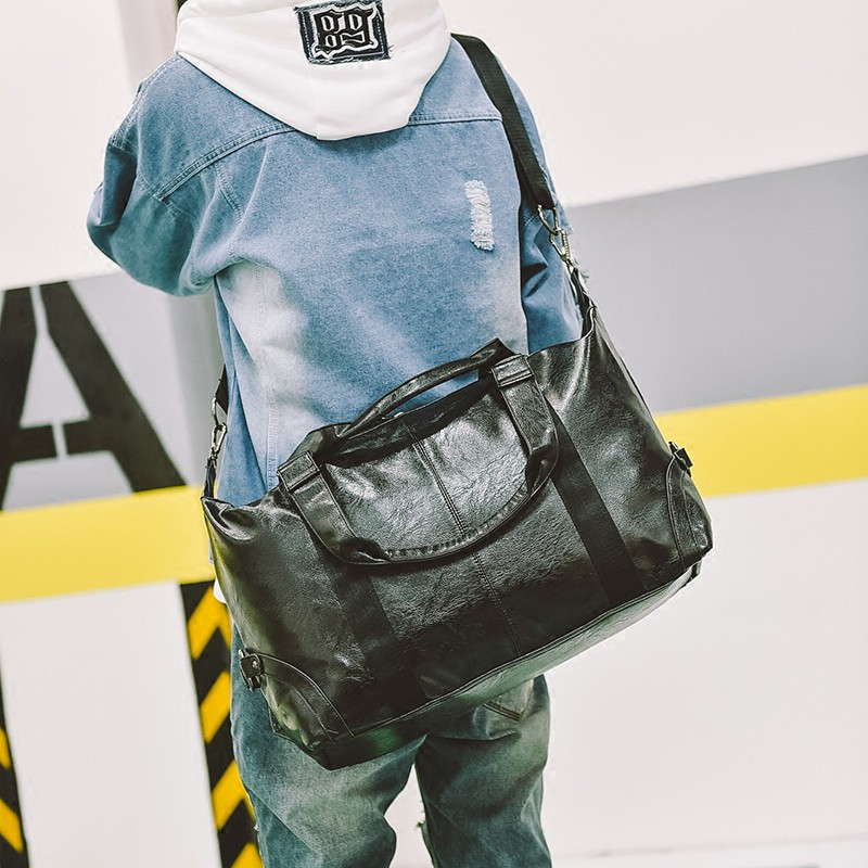 er business travel bag men's fitness bag short-distance travel travel duffel bag