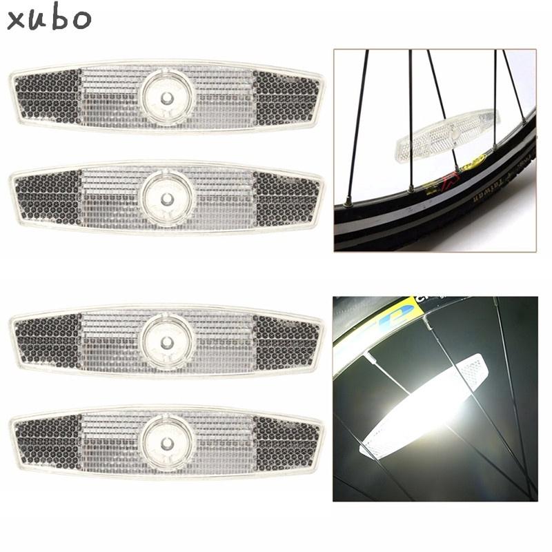 Bộ 4 miếng phản quang gắn căm xe đạp - 15155705 , 1690941317 , 322_1690941317 , 20844 , Bo-4-mieng-phan-quang-gan-cam-xe-dap-322_1690941317 , shopee.vn , Bộ 4 miếng phản quang gắn căm xe đạp