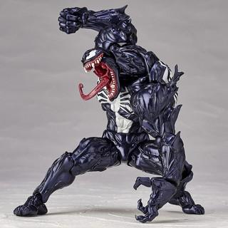 Mô Hình Venom Có Khớp Cử Động Revoltech