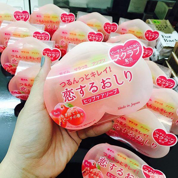 Xà phòng trị thâm mông Pelican Hip Care Soap của Nhật Bản 80g - 3559686 , 1261682050 , 322_1261682050 , 240000 , Xa-phong-tri-tham-mong-Pelican-Hip-Care-Soap-cua-Nhat-Ban-80g-322_1261682050 , shopee.vn , Xà phòng trị thâm mông Pelican Hip Care Soap của Nhật Bản 80g