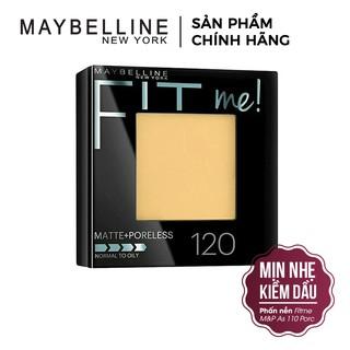 [CHÍNH HÃNG] Phấn Nền Maybelline Fit Me Matte&Poreless Pact Kiềm Dầu PM709 thumbnail