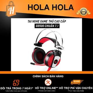 Tai nghe game thủ cao cấp EACH GS500 chuẩn 7.1 Virtual Surround ( tróc sơn)