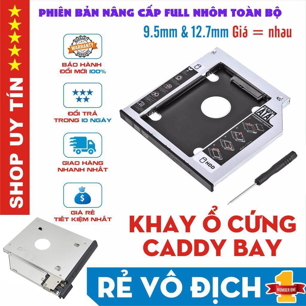Caddy Bay SATA 3.0 9.5mm gắn thêm ổ cứng cho Laptop -dc214 - 23054609 , 2322196856 , 322_2322196856 , 41000 , Caddy-Bay-SATA-3.0-9.5mm-gan-them-o-cung-cho-Laptop-dc214-322_2322196856 , shopee.vn , Caddy Bay SATA 3.0 9.5mm gắn thêm ổ cứng cho Laptop -dc214