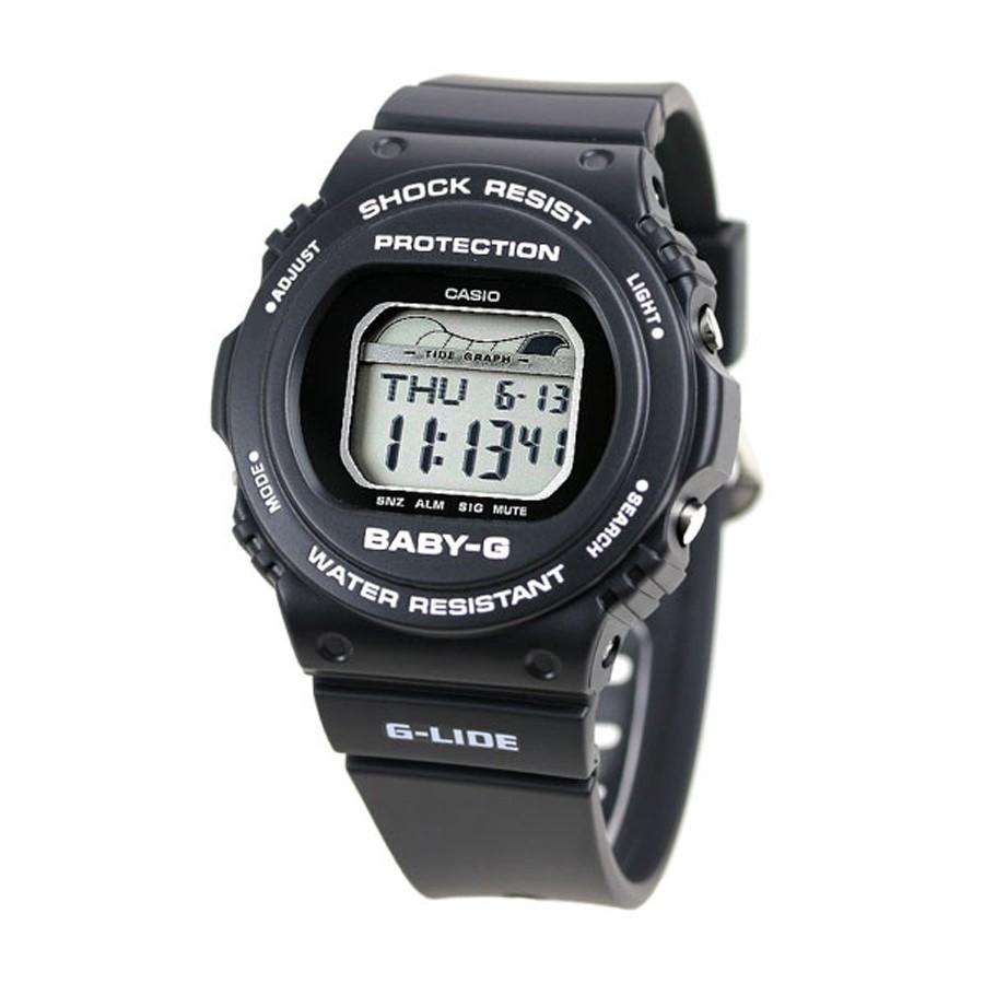 Đồng hồ nữ dây nhựa Casio Baby-G chính hãng Anh Khuê BLX-570-1DR
