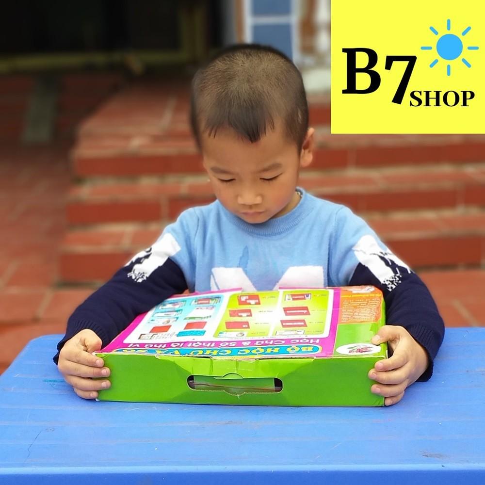 (Miễn phí dạy bé học tại nhà qua ZALO, FACE) Đồ chơi cho bé học chữ số, tính toán – B7- SpellCount