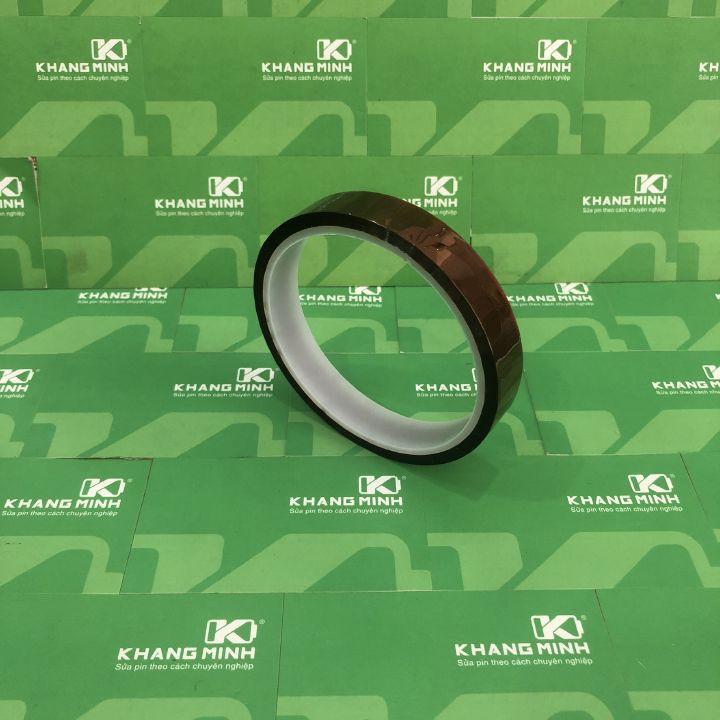 [Mã SKAMPUSHA7 giảm 8% tối đa 50K đơn 250K] Băng keo cách điện, chuyên dùng dán bảo vệ pin.