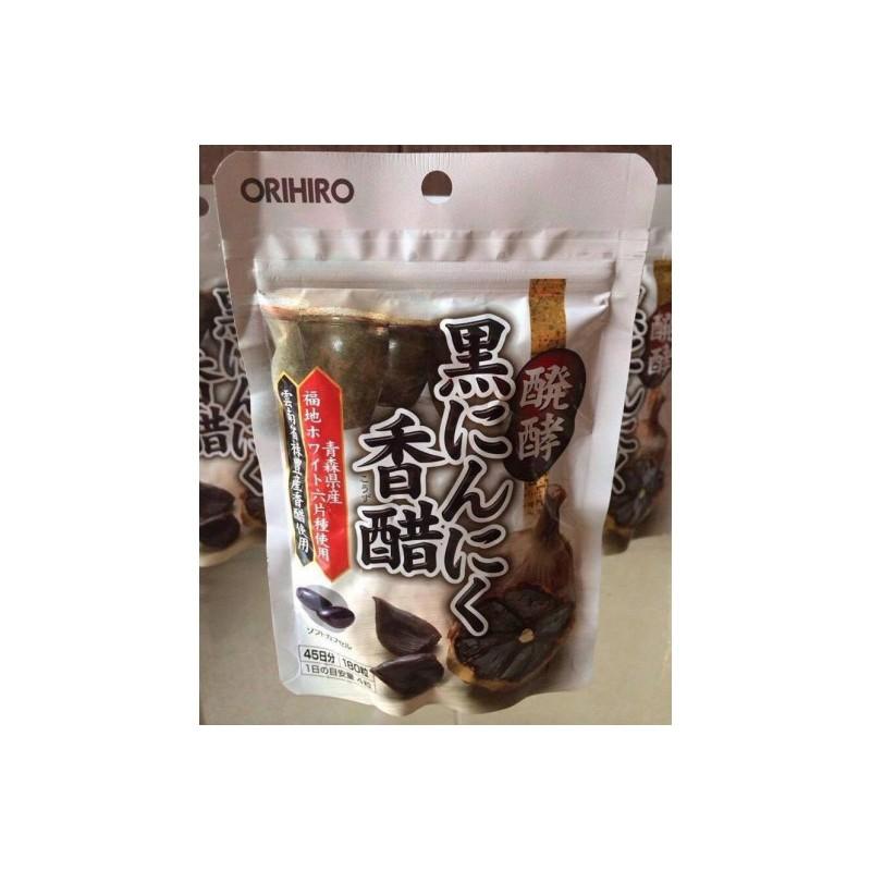 Tỏi đen Nhật Bản Orihiro 180 - 3611738 , 1321070262 , 322_1321070262 , 499000 , Toi-den-Nhat-Ban-Orihiro-180-322_1321070262 , shopee.vn , Tỏi đen Nhật Bản Orihiro 180