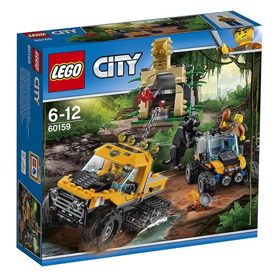 Biệt Đội Thám Hiểm Rừng - LEGO City