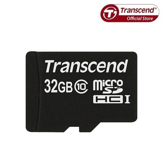 Thẻ nhớ MicroSDHC Transcend Class 10 32GB