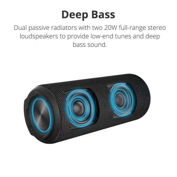 ✪ CHÍNH HÃNG ✪ Loa bluetooth 5.0 ngoài trời, Bass sâu Tronsmart Element T6 Plus/T6 Plus Upgraded