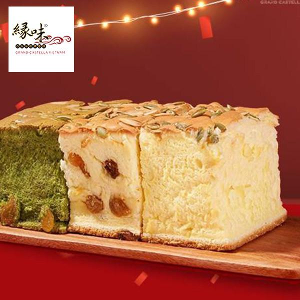 E-Voucher bánh Cheese Castella tại Grand Castella