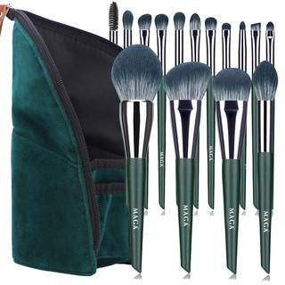 Bộ Cọ MAGA 15 cây Pro Blue Color Brush Sets