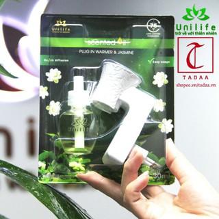 Bộ sản phẩm tinh dầu nước hoa Unilife Hương hoa Nhài thumbnail
