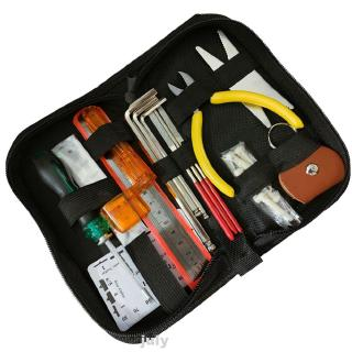 Wire Plier Screwdriver Accessories Musical Instruments Cleaning Practical Guitar Repair Kit