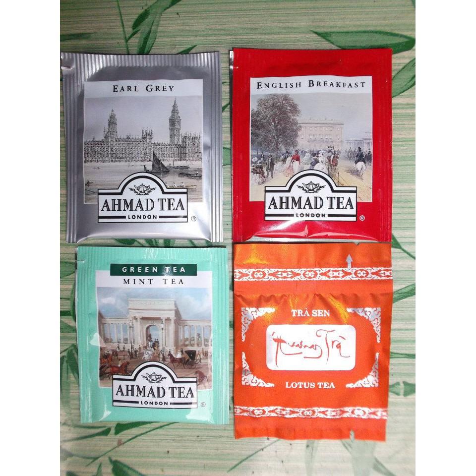 Trà Anh Quốc AHMAD TEA English Breakfast (20 gói)