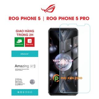 Cường lực Rog Phone 5 Rog Phone 5 Pro full màn hình chính hãng Nillkin Amazing H+ Pro - Dán màn hình RogPhone 5 thumbnail