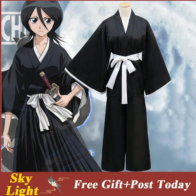 Bộ đồ hóa trang nhân vật Anime kurosaki rukia cao cấp