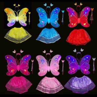 Combo 5 bộ cánh bướm có điện( nguyên set)