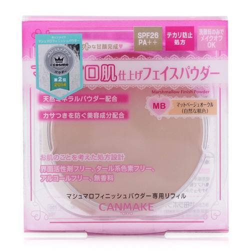 Lõi thay thế phấn phủ Canmake-Marshmallow Finish Powder Refill-10g (ML, MO, MB).