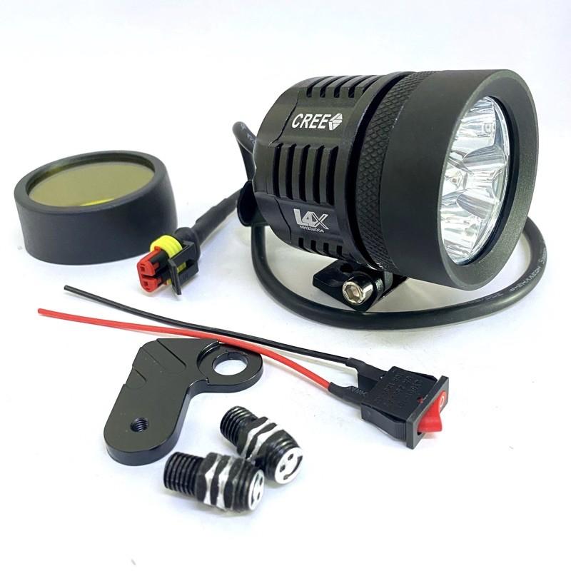 Đèn Led trợ sáng L4x loại 1.Bảo hành 1 năm