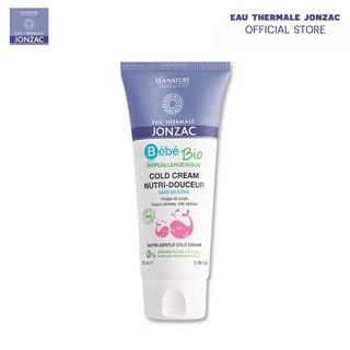 Kem nuôi dưỡng da dành cho bé Bébé Bio Nutri-Gentle Cold Cream Eau Thermale Jonzac 100ml (HSD 06 2021) thumbnail