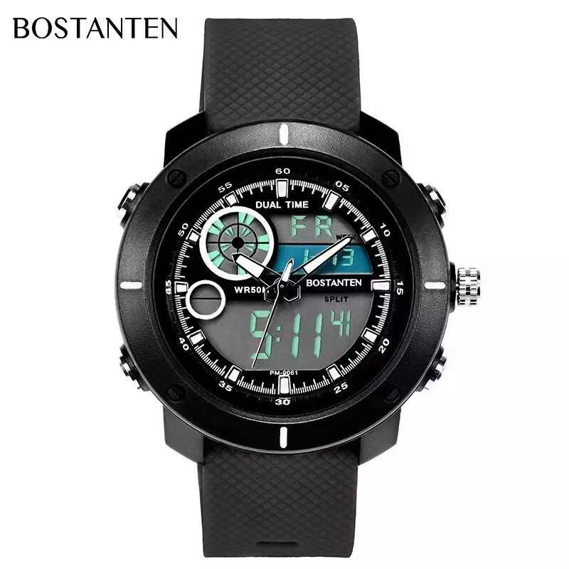 Men's Waterproof sport Digital Watch