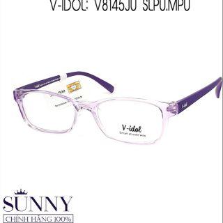 V8145JU - Gọng kính V-idol chính hãng kèm tem chống hàng giả do bộ công an cấp thumbnail