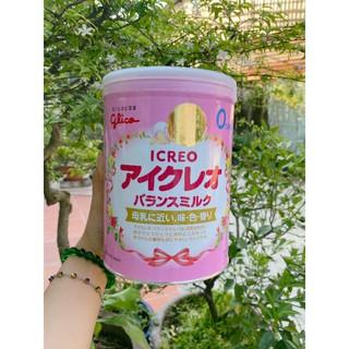 (Date 27.10.2021) Sữa Glico Icreo Số 0 800g