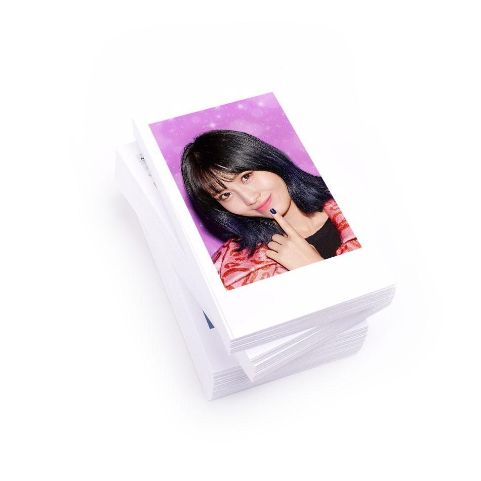 set 30 tấm ảnh in lomo card nhóm nhạc twice