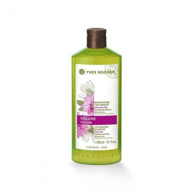 Dầu gội làm dày tóc Volumizing Shampoo 300ml - Yves Rocher