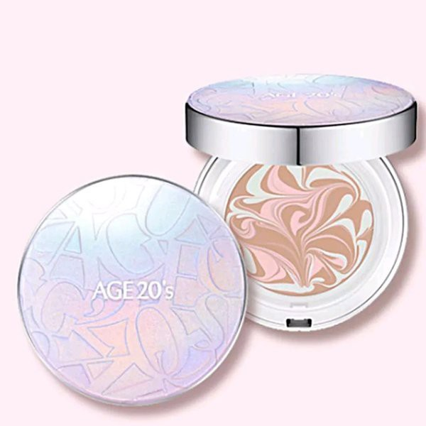 Phấn lạnh AGE 20's ESSENCE COVER PACT VX SPF50+/PA+++-[Coco Shop]