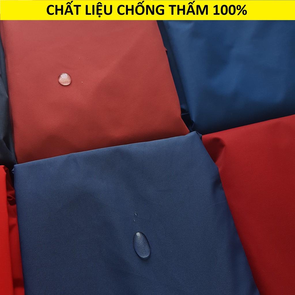 Áo Trùm Máy Giặt Cửa Đứng Cửa Trên Vải Dù Siêu Bền Chống Mưa Nắng Nóng Từ 7kg đến 14kg