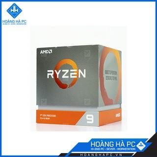 CPU AMD Ryzen 9 3900X (3.8 GHz Turbo Up To 4.6 GHz,12 Nhân 24 Luồng, 70MB Cache, AM4) thumbnail