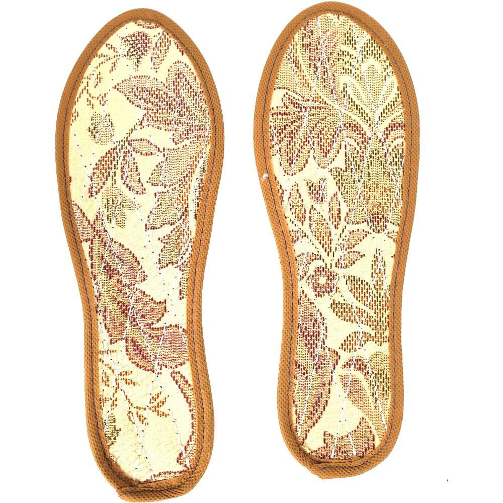 Combo 3 bộ miếng lót giày hút ẩm khử mùi Rozalo R2111