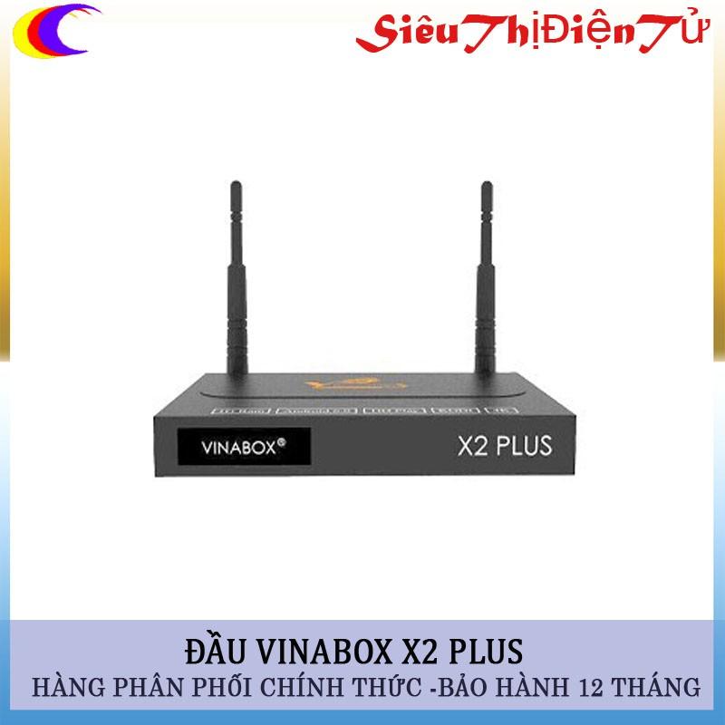 Android tv box vinabox x2 plus