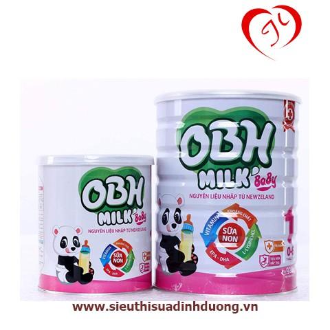 Sữa OBH Baby