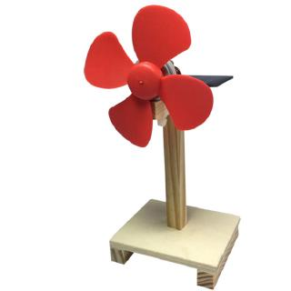 DIY Electric Fan-making Material Set Scientific Educational Toys for Children