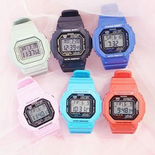 Đồng hồ điện tử nam nữ Taixun siêu đẹp V211 thumbnail