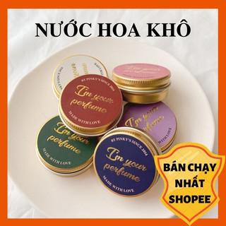 Nước Hoa Khô PINKY S - Nước hoa sáp bỏ túi bộ sưu tập I m Your Perfume thumbnail