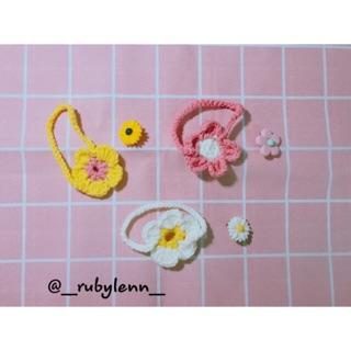 Túi hoa đeo chéo cho doll( NOTE MÀU DÙM TỚ Ạ )