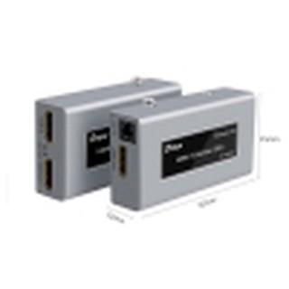 Bộ chuyển đổi HDMI to LAN 50M Dtech DT-7009C
