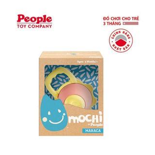 Gặm Nướu Bằng Gạo Nhật Bản Mochi Maraca - People MB012